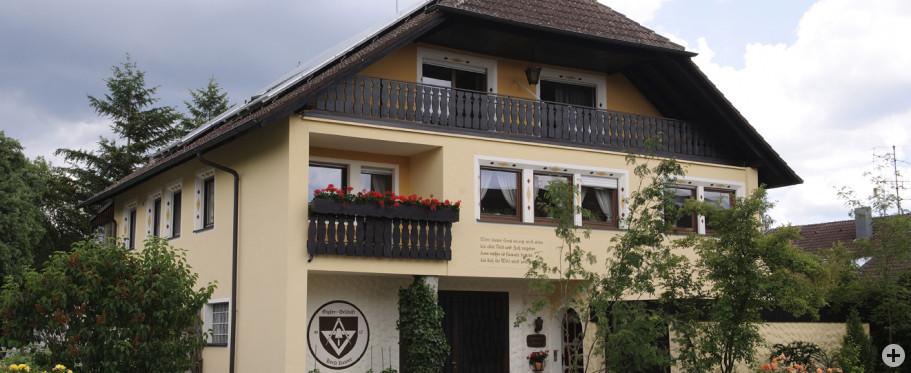 Unsere Heimat in der Freudenstädter Straße 34 in Freudenstadt-Dietersweiler.